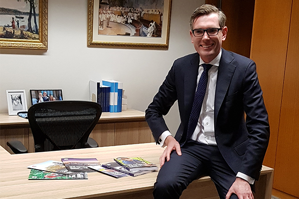 Article image for NSW State Budget: 'It's not the government's money, it's the taxpayers' and we want to give it back'