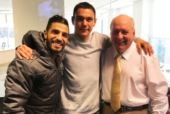 Redemption in the ring: Billy Dib and Tim Tszyu ahead of the fight of their lives