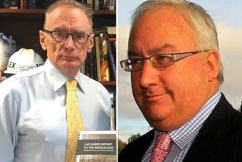 Michael Danby hammers 'scandalous' Bob Carr on his devotion to China