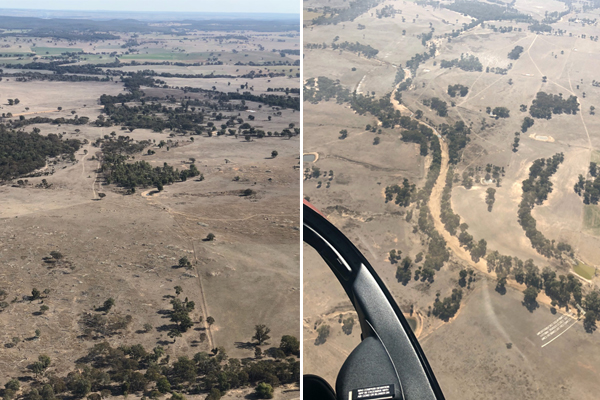 Article image for Former NRL player pushing for drought relief round to help devastated farmers