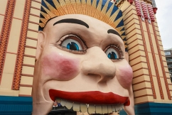 Petition circulating to save Sydney's iconic Luna Park