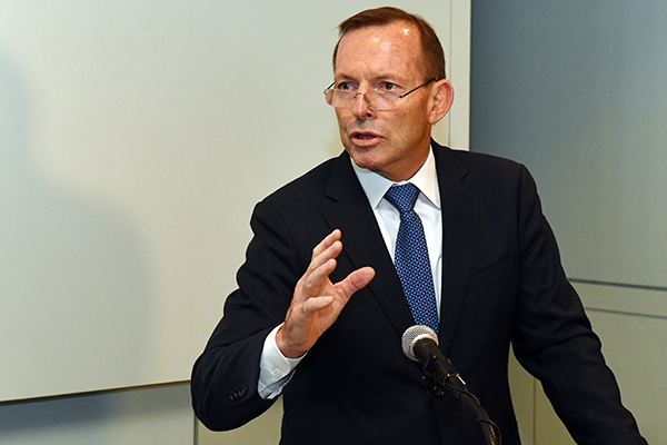 Article image for 'We've got to bring it down pretty sharply': Tony Abbott calls for urgent immigration cut