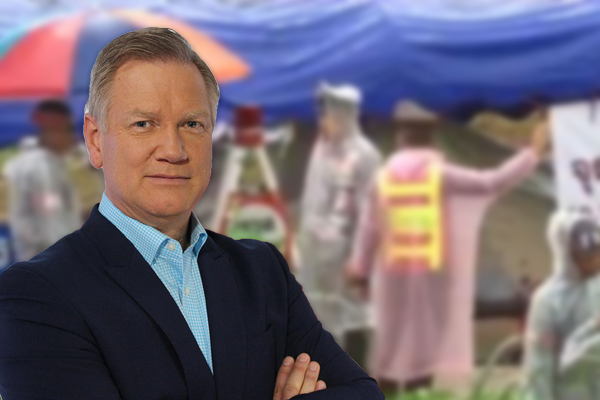 Article image for The Thai cave rescue left Andrew Bolt 'cold'