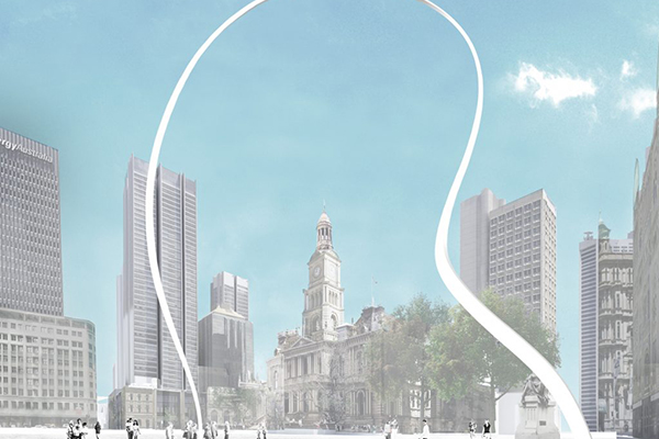 Article image for Ratepayers could fork out $700,000 unusual art installations