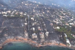 74 dead and counting in Greece wildfires