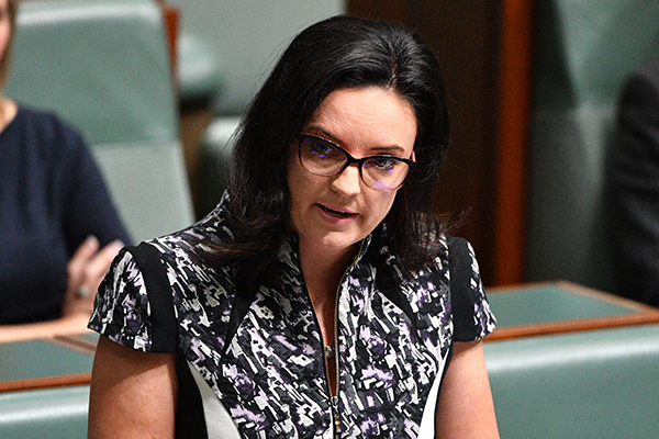 Article image for Tony Abbott believes embattled Labor MP's political career is doomed