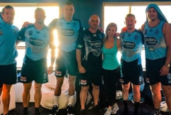 The NSW Blues have a secret weapon and her name is Rosalind