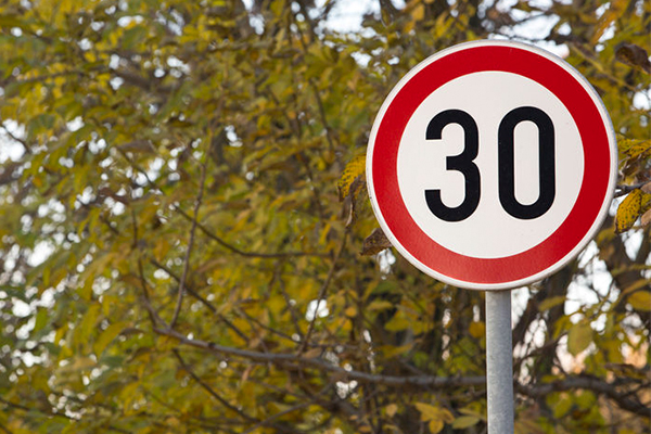 Article image for There's a push to drop Brisbane's CBD speed limit to 30km/h