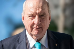 Alan Jones: 'In all my years, and it's now 33 in radio, I have rarely done this'