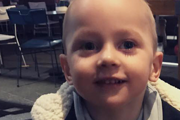 Article image for Four-year-old Ryan needs your help to walk again