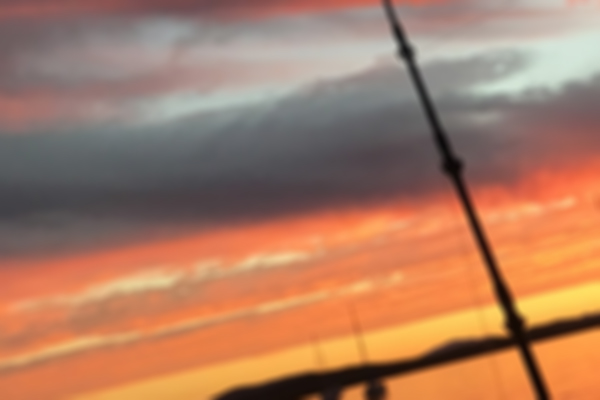 Article image for Listener sends in stunning photo of the Queensland sunset