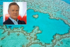 'It is a reckless, reckless use of taxpayer money': Andrew Bolt on Barrier Reef handout