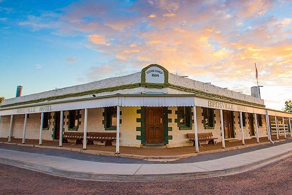 Article image for Iconic outback pub hits the market