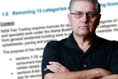 'You're going to have a battle with me': Ray Hadley slams 'insult' to tradies