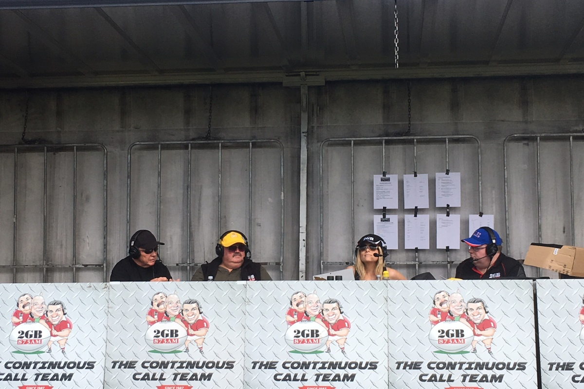 Article image for The Continuous Call Team takes Gerringong