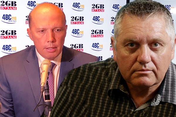 Article image for 'It's happening, for sure and certain': Ray Hadley confirms challenge against Malcolm Turnbull
