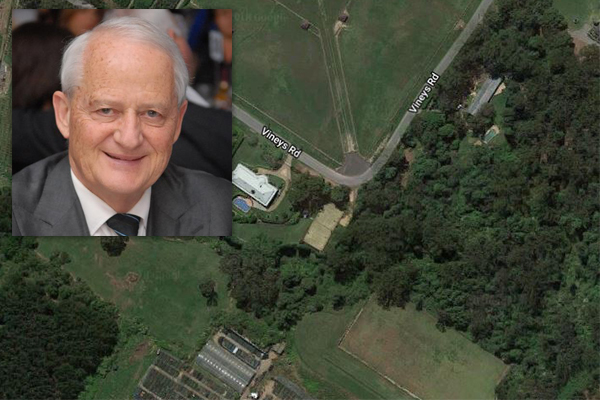Article image for Philip Ruddock vows to fight 'inappropriate' development at Dural