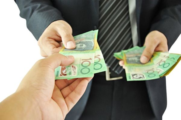 Article image for Australia's slow moving wage growth