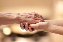 Time to focus on aged care at home
