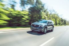 Holden's new 7-seat Arcadia to drive showroom traffic