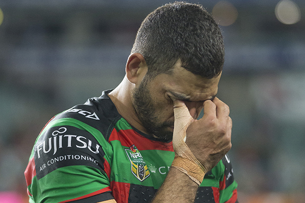 Article image for Greg Inglis arrested hours after being named Kangaroos captain