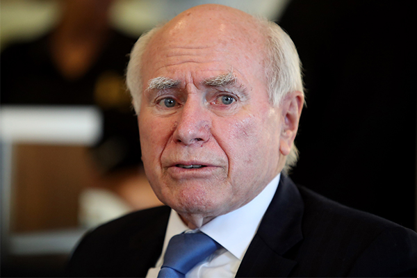 Article image for 'The seat could be lost': John Howard launches last-minute bid to save Liberal Party