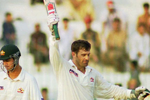 Article image for 20 years on: Mark Taylor's untold story about THAT 334*