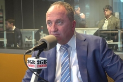 Nationals MP denies spill but says they lost a 'strong leader' in Barnaby Joyce