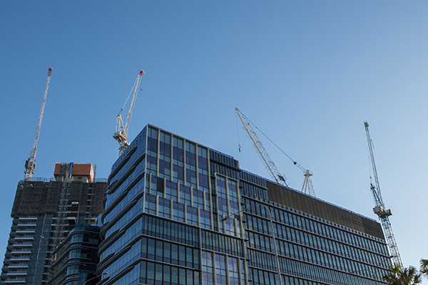 Article image for Construction under threat as insurers flee
