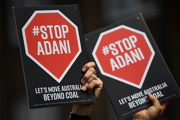 Article image for QLD Premier admits Labor let people down in delaying Adani coal mine