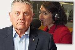 'I'll be up your party like a rat up a drainpipe': Ray slams Premier over 'complete lack of judgement'