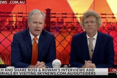 EXCLUSIVE | Sacked Sky News host Ross Cameron begrudgingly apologises for racist comments