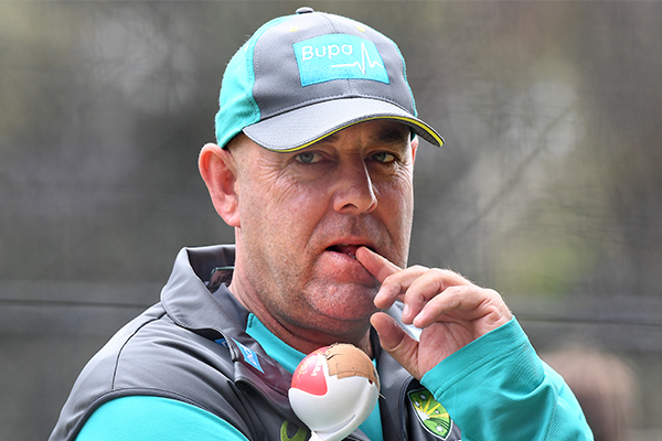 Article image for 'I'd love to do it': Darren Lehmann still has eyes for the top job