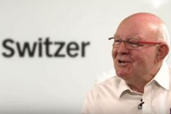 Coffee with Switzer- Gerry Anderson