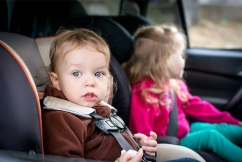 Authorities issue a serious summer warning: don't leave the kids in the car