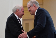 Prime Minister Scott Morrison reveals his close bond with John Howard