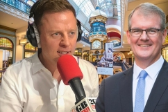 'I think you're telling fibs': Ben Fordham calls out Opposition leader for Boxing Day lies