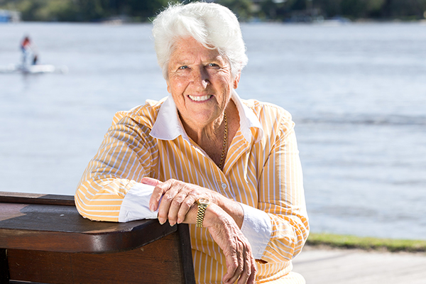 Article image for 'Let them earn some money': Australian swimming legend Dawn Fraser backs new competition