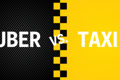 Will the Taxi industry land a blow against Uber?