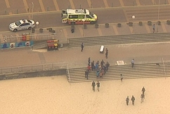 Man dies after being pulled from the water at Bondi Beach