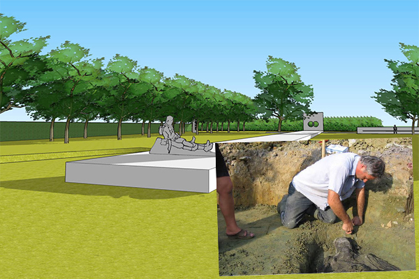 Article image for Stunning discovery leads to massive ANZAC memorial project in Europe