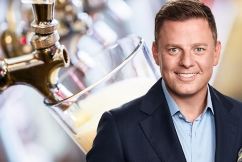 Ben Fordham teams up with local pub to offer free beer… but there's a catch