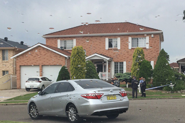 Article image for Bossley Park: Man stabbed in the chest in Sydney's south-west