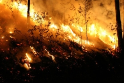 Teen RFS volunteer charged with sparking three fires in NSW