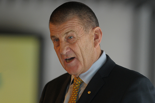 Article image for 'Nothing to do with age': Jeff Kennett stands by call for veteran politicians to go