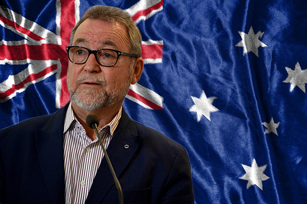 Article image for Aussie music great John Williamson weighs into Australia Day debate