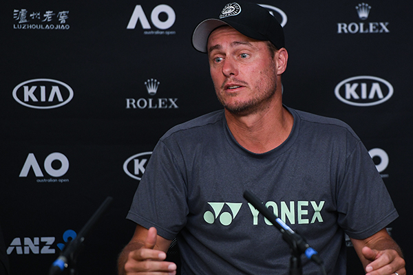 Article image for Hewitt accuses Tomic of 'blackmail' and 'physical threats'