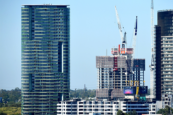 Article image for Opal Tower residents consider launching class action over structure debacle