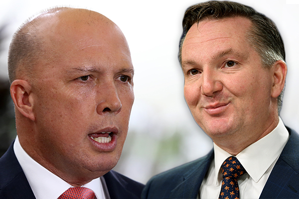 Article image for 'Heed that advice': What's made Peter Dutton support Shadow Treasurer Chris Bowen