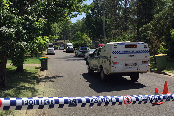 Article image for Man stabbed to death in a domestic dispute in Sydney's north-west